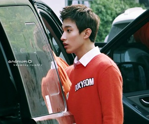 DK, Seventeen, and seokmin image