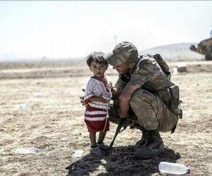 child, turk, and turkey image