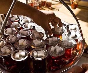 sugar and tea image