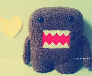 domo and heart image
