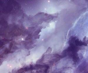 wallpaper, galaxy, and stars image