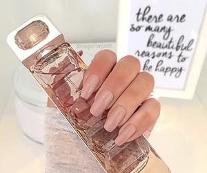 nails and perfume image