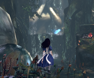 alice madness returns, alice, and game image