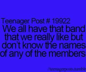 teenager post, band, and teenager image