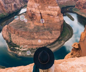 girl, adventure, and travel image
