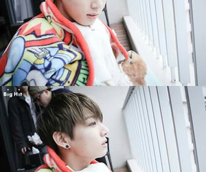 jungkook, bts, and bangtan boys image