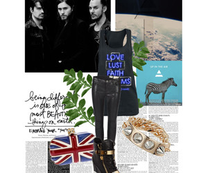 30stm, leather pants, and metal image