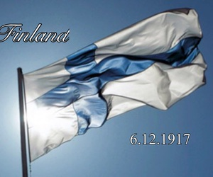 finland and independence day image