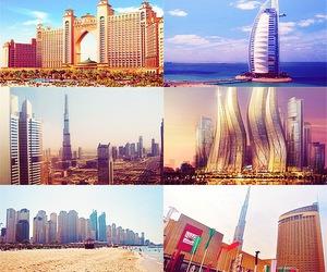city, Dubai, and UAE image