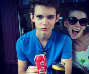 robbie kay and handsome image