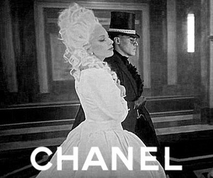 black, chanel, and hotel image