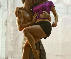 dance, couple, and step up image