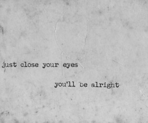 quote, alright, and eyes image