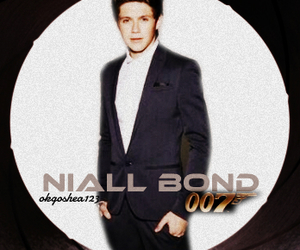 007, James Bond, and niall horan image