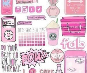 idea and pink image