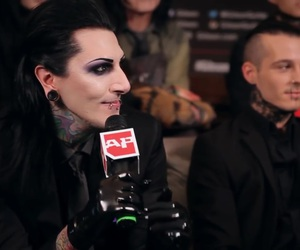 motionless in white and vinny mauro image