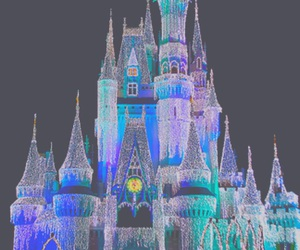 colors, disney, and disneyland image