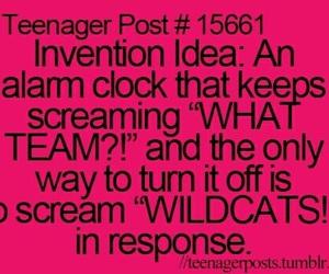 alarm, idea, and invention image
