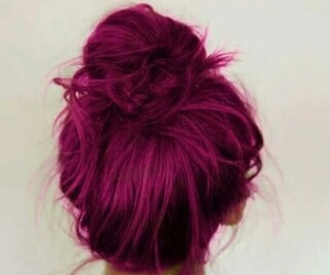 girly, style, and hair image