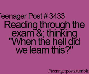 text, teenager post, and true! image
