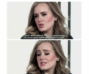 Adele and funny image