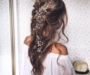 hairstyle, ombre, and inspiration image