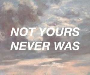 quotes, grunge, and sky image