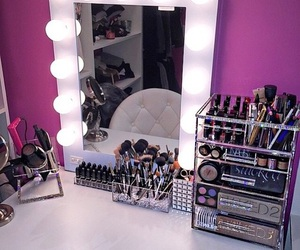 my make up collection image