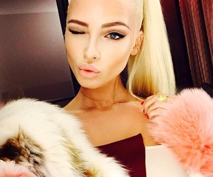girl, blonde, and alena shishkova image