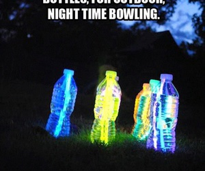 bowling, awesome, and fun image