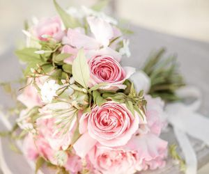 bouquet, flowers, and romantic image