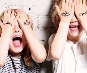 smile, niñas, and hermosas image