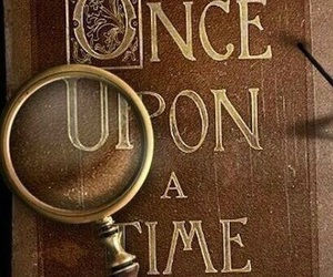 book, once upon a time, and magic image