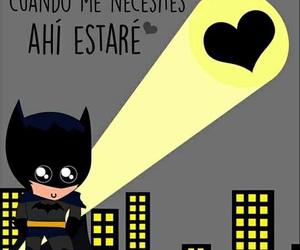 batman, love, and amor image