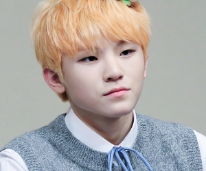 Seventeen, woozi, and kpop image