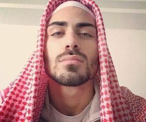 boy, muslim, and beautiful image