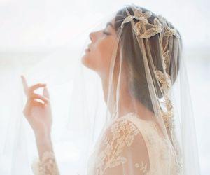 beautiful, wedding, and lovely image