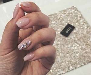 adorable, nails, and gel image