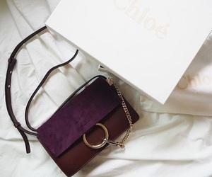 bag, chloe, and fashion image