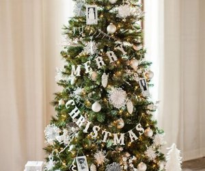 christmas, decoration, and winter image
