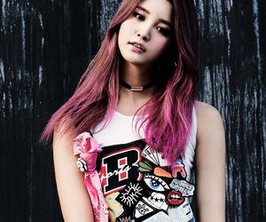 kpop, exid, and junghwa image