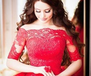 beautiful, lovely, and azerbaijani girl image