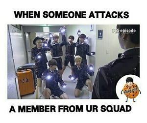 kpop, bts, and funny image