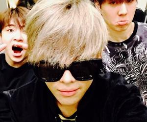 JB, JR, and k-pop image