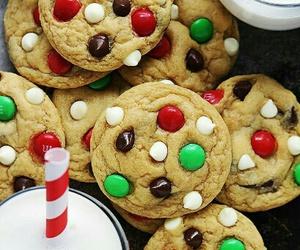 baking, food, and christmas image