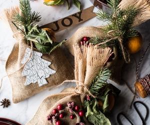 christmas, potpourri, and holiday gifts image