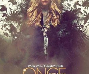 once upon a time, emma swan, and emma image