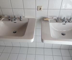 bathroom, clean, and sink image