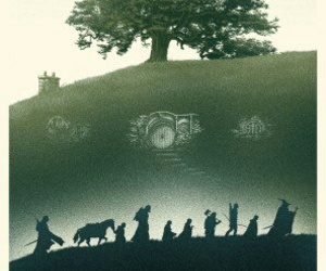 the lord of the rings, LOTR, and lord of the rings image