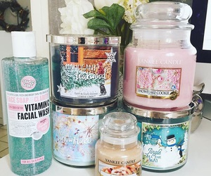 bath and body works, yankee candle, and soap &glory image